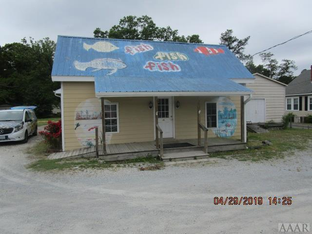 703 Washington Street, Plymouth, NC 27962 (MLS #95071) :: Chantel Ray Real Estate