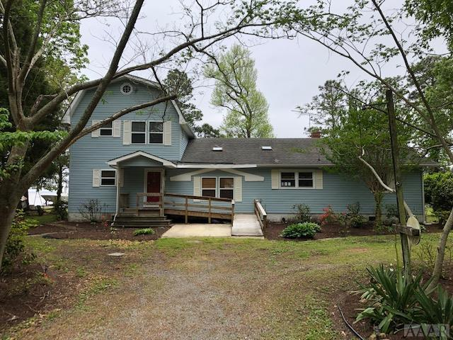 107 Nixons Beach Road, Edenton, NC 27932 (MLS #95119) :: Chantel Ray Real Estate