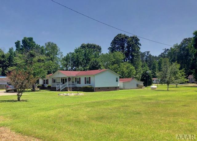 316 Woodland Drive, Edenton, NC 27932 (MLS #95536) :: Chantel Ray Real Estate