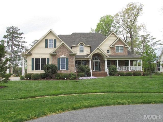 105 Back Creek Court, Hertford, NC 27944 (MLS #95899) :: Chantel Ray Real Estate