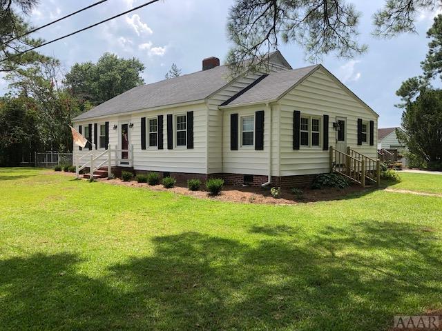 116 Maple Street E, Gatesville, NC 27938 (MLS #96070) :: Chantel Ray Real Estate