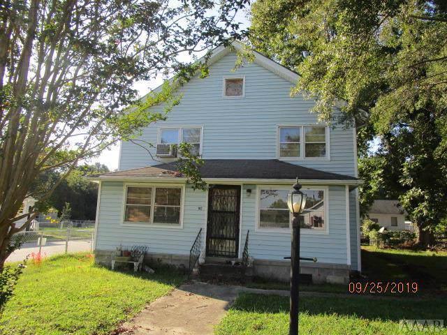 812 Roanoke Ave, Elizabeth City, NC 27909 (MLS #96893) :: Chantel Ray Real Estate