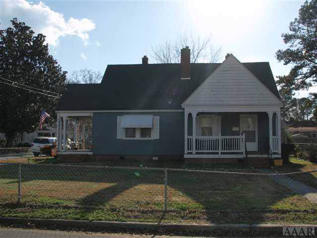 1007 Hunnicutt Avenue, Elizabeth City, NC 27909 (MLS #96936) :: Chantel Ray Real Estate