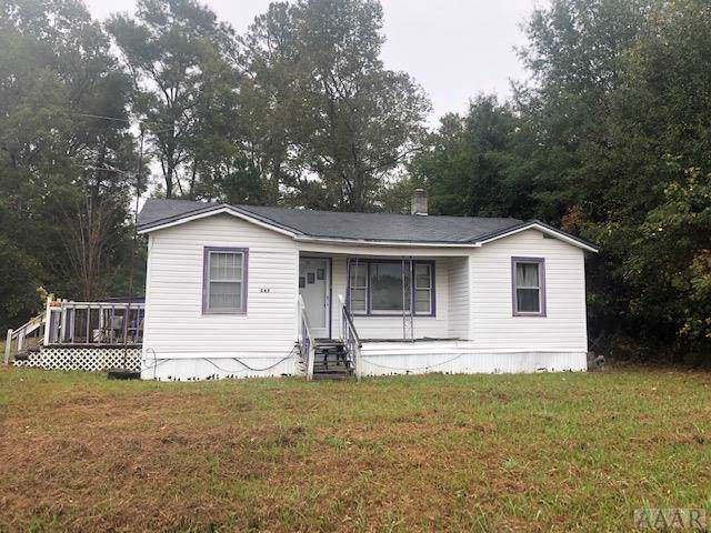 547 Hwy 45 S, Cofield, NC 27922 (#97056) :: The Kris Weaver Real Estate Team