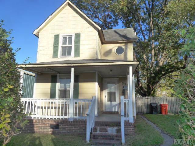 912 Greenleaf Street, Elizabeth City, NC 27909 (MLS #97115) :: Chantel Ray Real Estate