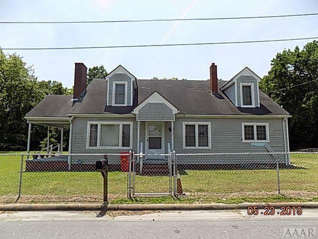 111 Franklin Street, Elizabeth City, NC 27909 (MLS #97720) :: Chantel Ray Real Estate