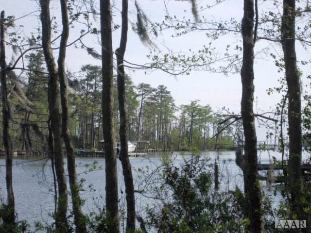 Lot 24 Franks Creek Drive, Hertford, NC 27944 (MLS #98049) :: Chantel Ray Real Estate