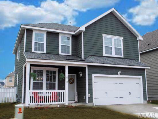 1415 Elder Street, Elizabeth City, NC 27909 (MLS #98215) :: Chantel Ray Real Estate