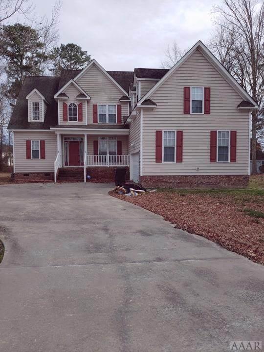 203 Fairway Terrace, Elizabeth City, NC 27909 (MLS #98462) :: Chantel Ray Real Estate