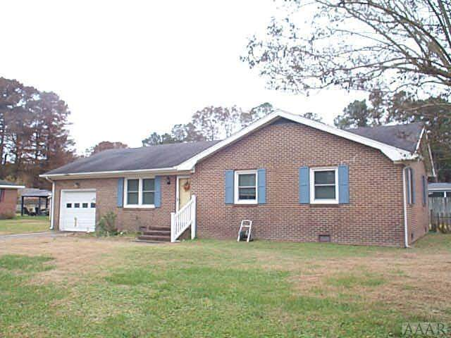 104 Marian Avenue, Elizabeth City, NC 27909 (MLS #98864) :: Chantel Ray Real Estate
