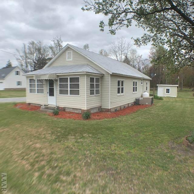 420 Tynch Town Road, Edenton, NC 27932 (MLS #98935) :: Chantel Ray Real Estate