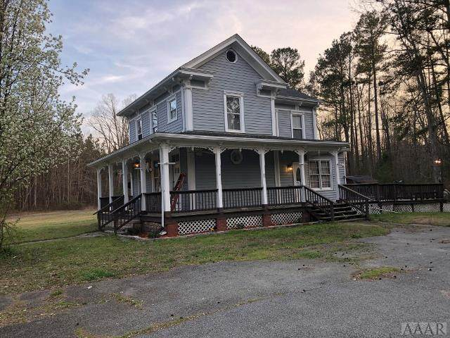 201 Johnny Harrell Road, Gates, NC 27937 (MLS #98981) :: Chantel Ray Real Estate