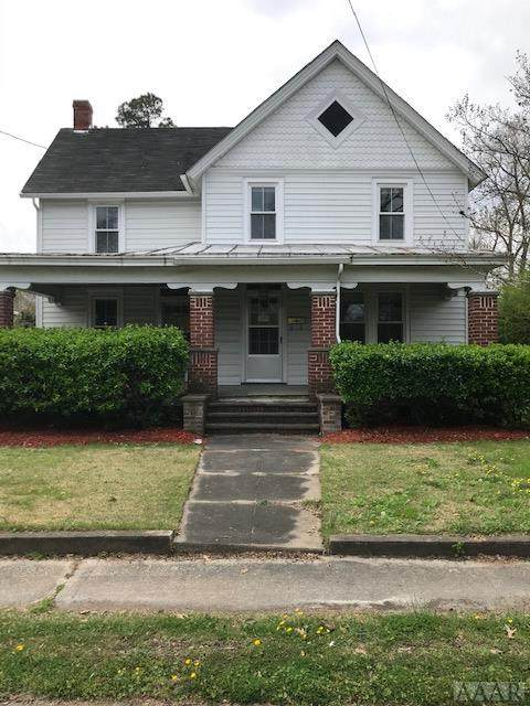 507 Grubb Street W, Hertford, NC 27944 (#99007) :: The Kris Weaver Real Estate Team