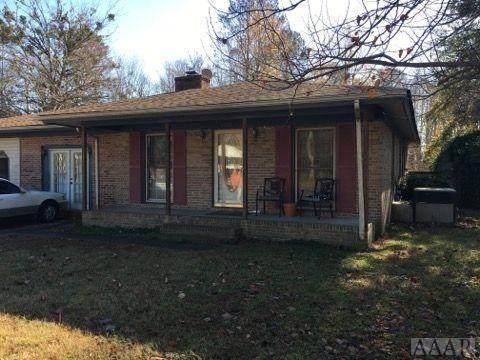 1711 Providence Road, Elizabeth City, NC 27909 (MLS #99192) :: Chantel Ray Real Estate