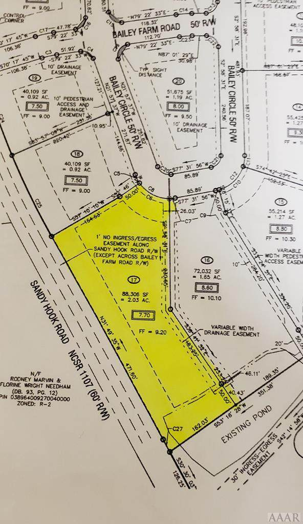 133 Bailey Circle, Shawboro, NC 27974 (#103184) :: Austin James Realty LLC