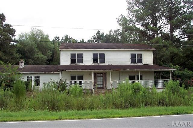 172 Hwy 158 W, Gatesville, NC 27938 (MLS #87637) :: Chantel Ray Real Estate