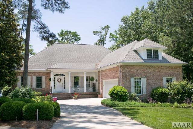 107 Yeopim Creek Circle, Hertford, NC 27944 (MLS #89678) :: Chantel Ray Real Estate