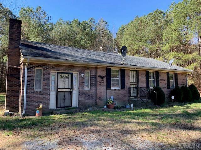 154 Hwy 158 Bus, Gatesville, NC 27938 (MLS #98420) :: Chantel Ray Real Estate