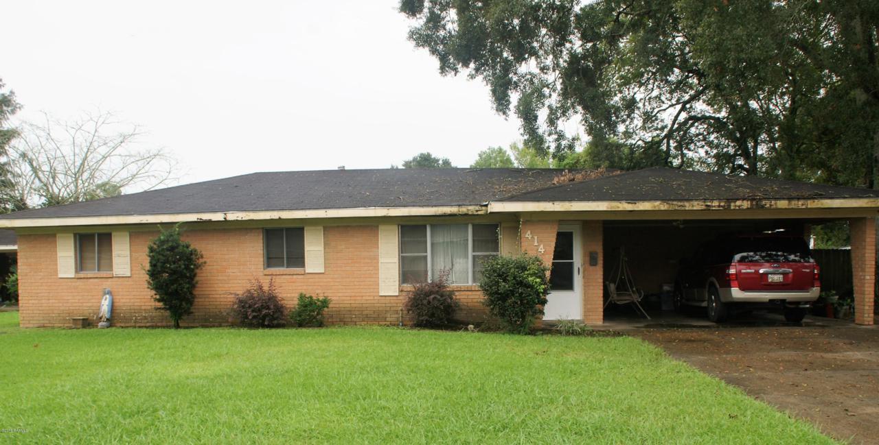 414 Atlanta Drive Lafayette La 70501 Mls 18010277 Red Door