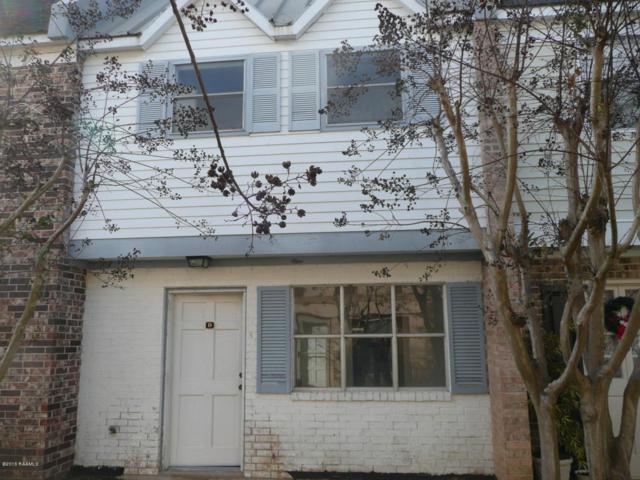 1320 D Dulles Drive, Lafayette, LA 70506 (MLS #15307281) :: Keaty Real Estate