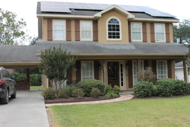 119 S Tanglewood, Eunice, LA 70535 (MLS #16010073) :: Keaty Real Estate