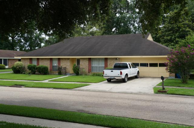 206 Persimmon Place, Lafayette, LA 70507 (MLS #17000728) :: Keaty Real Estate
