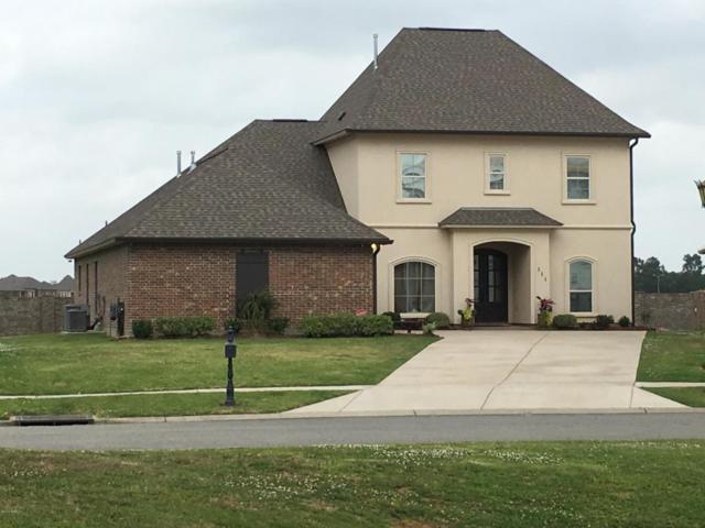 111 Deer Run Drive, Lafayette, LA 70506 (MLS #17004344) :: Cachet Real Estate