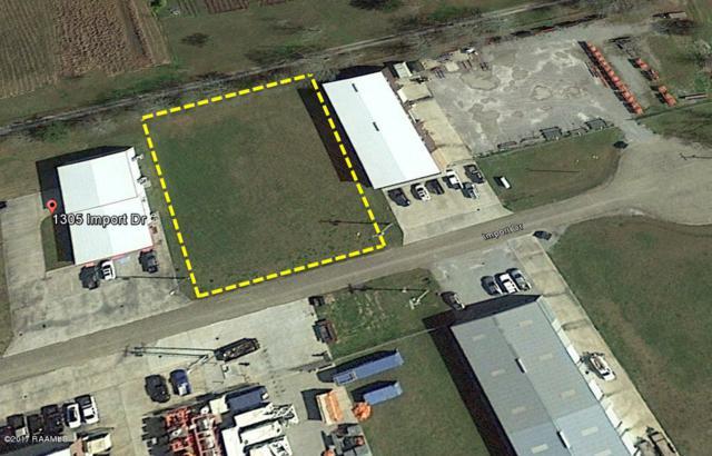 1309 Import Drive, New Iberia, LA 70560 (MLS #17005833) :: Keaty Real Estate