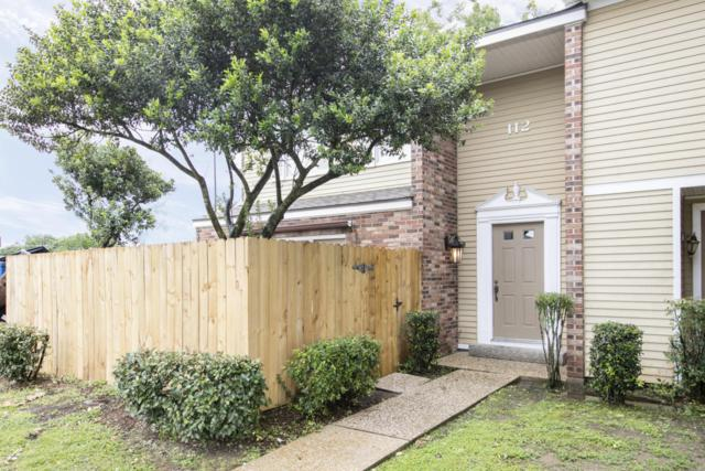 200 Lodge Drive #112, Lafayette, LA 70506 (MLS #17006354) :: Keaty Real Estate