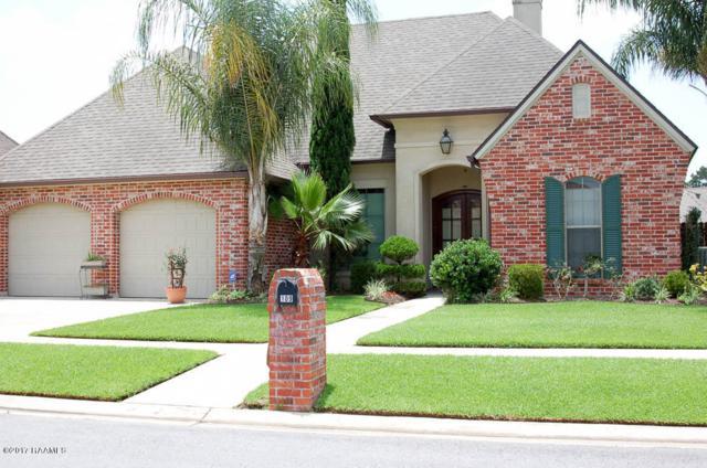 109 Queensberry Drive, Lafayette, LA 70508 (MLS #17006601) :: Keaty Real Estate