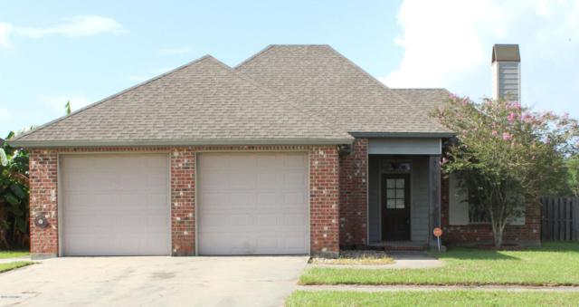 104 Pinnacle Drive, Youngsville, LA 70592 (MLS #17008438) :: Keaty Real Estate