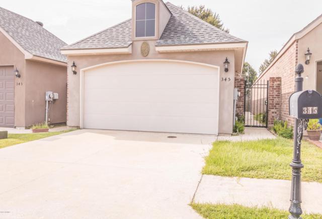 345 Chimney Rock, Lafayette, LA 70508 (MLS #17008968) :: Keaty Real Estate