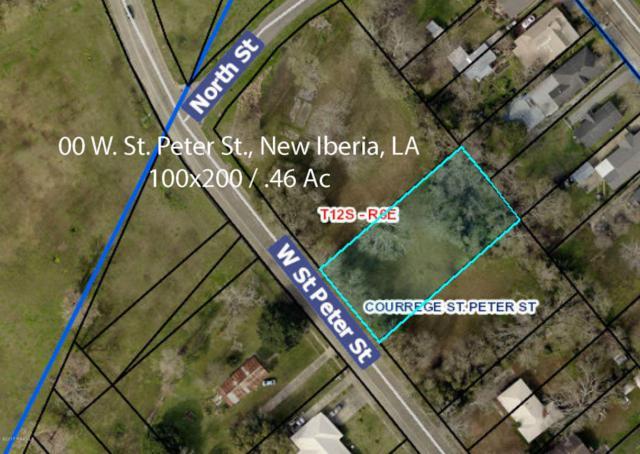 00 W St Peter Street, New Iberia, LA 70560 (MLS #17009468) :: Red Door Realty