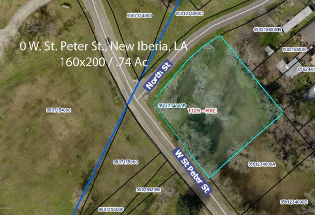 0 W St Peter Street, New Iberia, LA 70560 (MLS #17009469) :: Red Door Realty