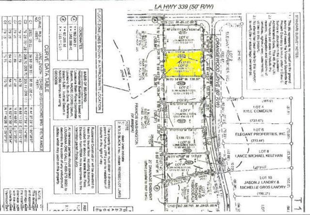 2933 Orangewood Dr., Abbeville, LA 70510 (MLS #17010026) :: Keaty Real Estate