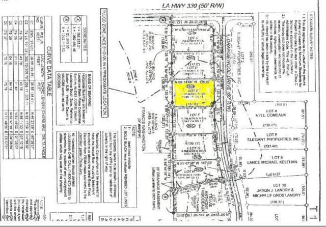 2929 Orangewood, Abbeville, LA 70510 (MLS #17010027) :: Keaty Real Estate