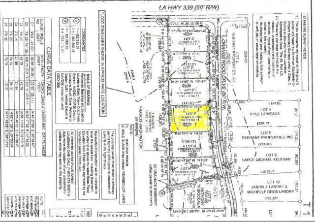 2927 Orangewood Drive, Abbeville, LA 70510 (MLS #17010028) :: Keaty Real Estate