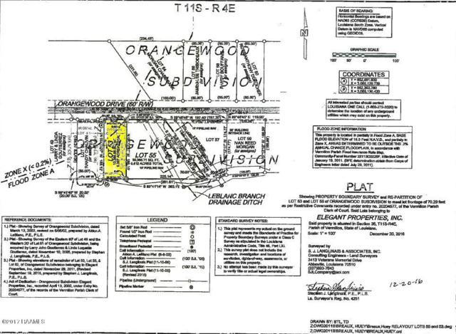 2815 Orangewood Drive, Abbeville, LA 70510 (MLS #17010059) :: Keaty Real Estate