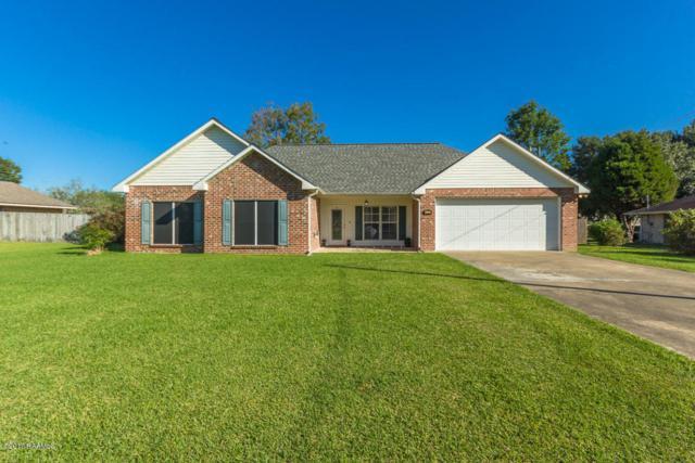 117 Tillou Andrus Drive, Opelousas, LA 70570 (MLS #17010125) :: Keaty Real Estate