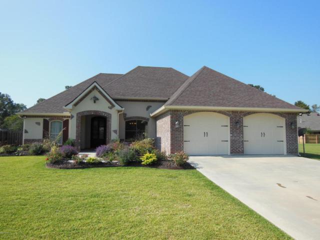 189 Bordelais Drive, Opelousas, LA 70570 (MLS #17010297) :: Keaty Real Estate