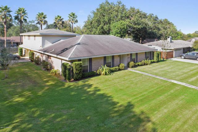 212 Colonial Drive, Lafayette, LA 70506 (MLS #17010347) :: Keaty Real Estate