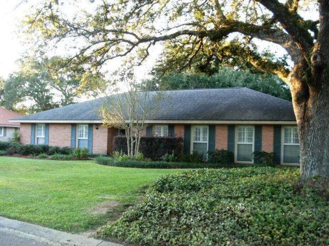 705 Colonial Drive, Lafayette, LA 70506 (MLS #17010764) :: Keaty Real Estate