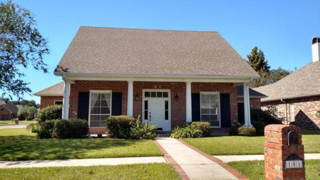 101 Bon Ami, Lafayette, LA 70506 (MLS #17011013) :: Keaty Real Estate