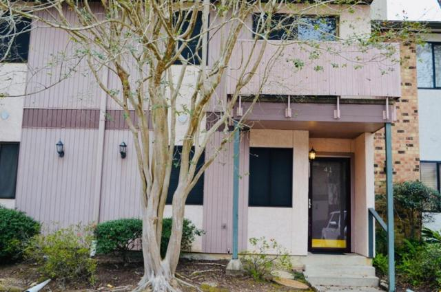 3500 E Simcoe Street #41, Lafayette, LA 70501 (MLS #17011296) :: Keaty Real Estate