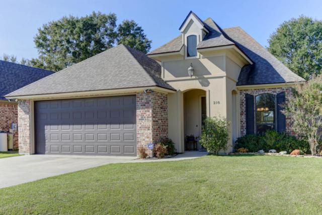 218 Forest Creek Drive, Scott, LA 70583 (MLS #17011457) :: Red Door Realty