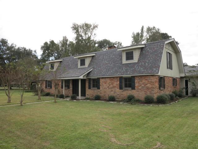 200 Antigua Drive, Lafayette, LA 70503 (MLS #17011506) :: Keaty Real Estate