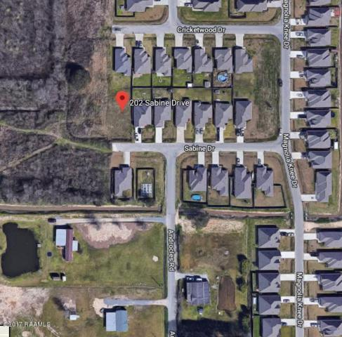 202 Sabine Drive, Carencro, LA 70520 (MLS #17011940) :: Keaty Real Estate