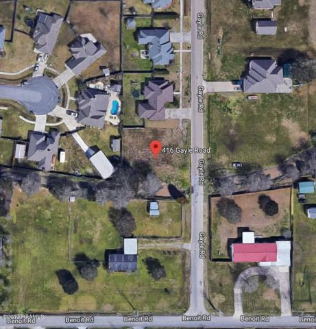 416 Gayle Road, Carencro, LA 70520 (MLS #17011942) :: Keaty Real Estate