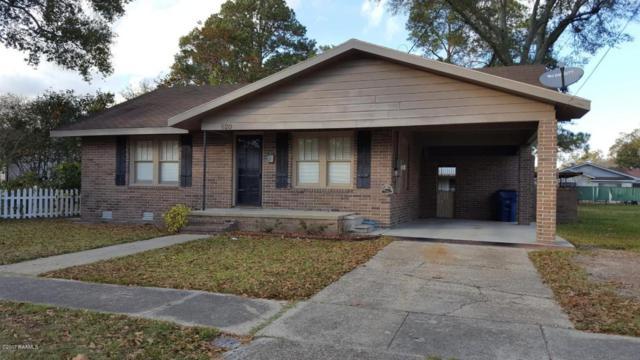 620 W Vine Street, Eunice, LA 70535 (MLS #17011989) :: Keaty Real Estate