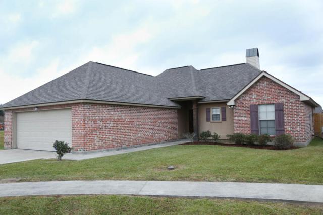 106 Feather Tail Cove, Carencro, LA 70520 (MLS #17012033) :: Keaty Real Estate